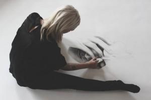 Artist Bethany Gosvener