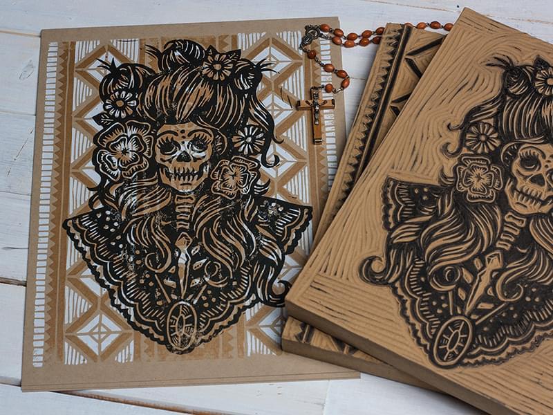 Block Print | Art