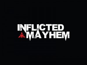 I've made this logo for the upcoming hardstyle dj producers inflicted mayhem. https://soundcloud ...