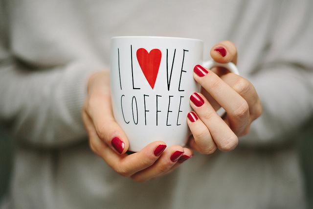 I love coffee by M. Klasan on Flickr
