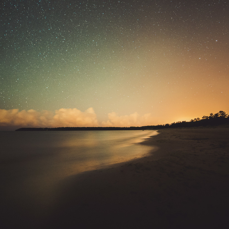 Dreamy Nightphoto by Mikko Lagerstedt