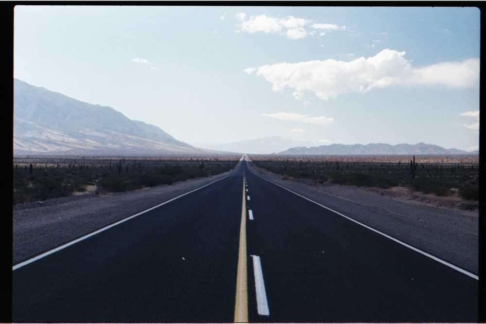 35mm Landscapes by Timothy Evans