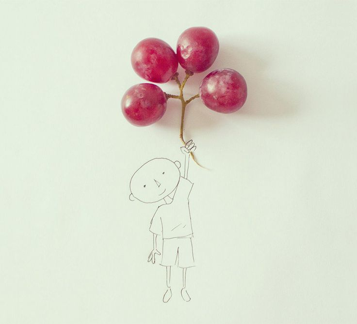 Everyday Objects Turned Into Imaginative Illustrations by Javier Pérez