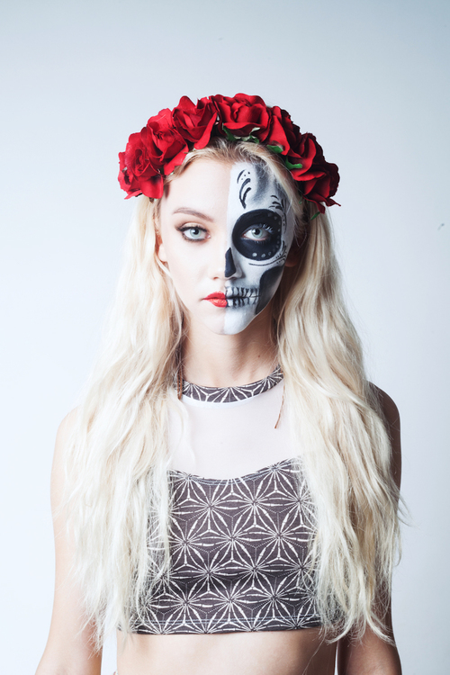 Halloween Make-up Idea