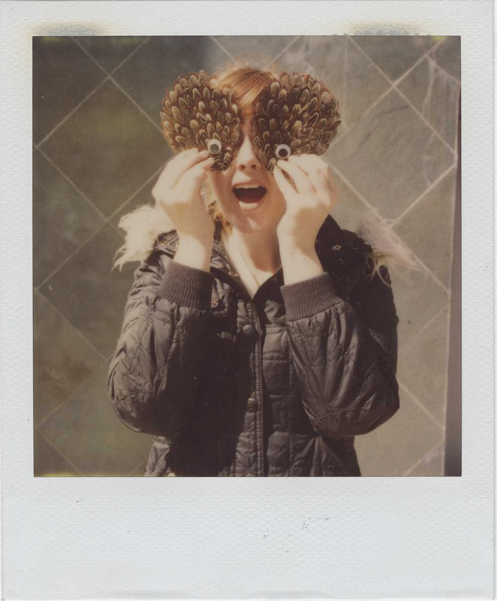Polaroid Photography by Akasha Rabut