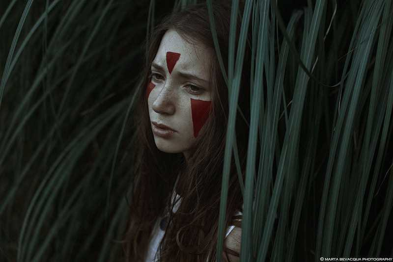 Portrait Photography by Marta Bevacqua