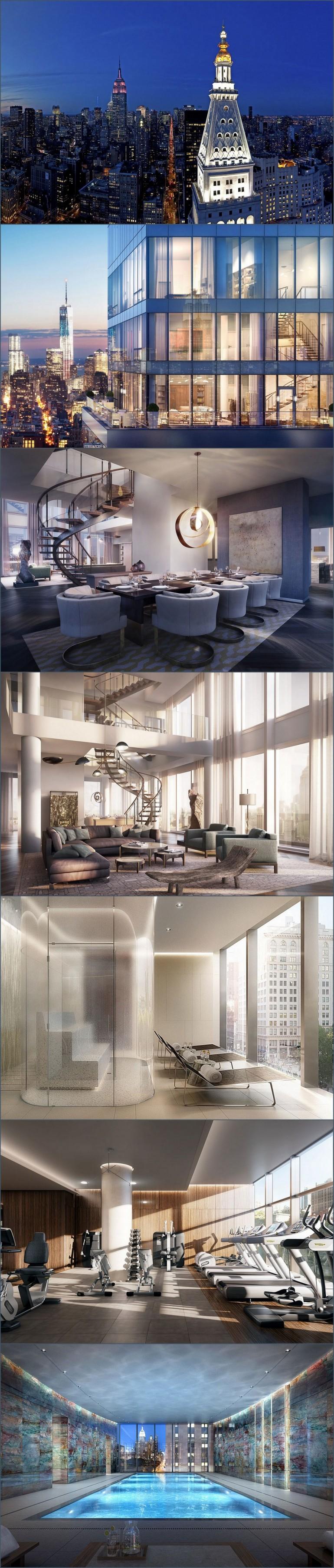 Rupert Mudroch's New – NY Penthouse — Style Estate