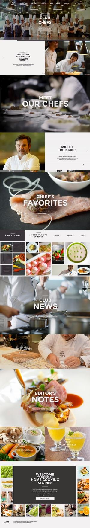 Samsung – Club des Chefs