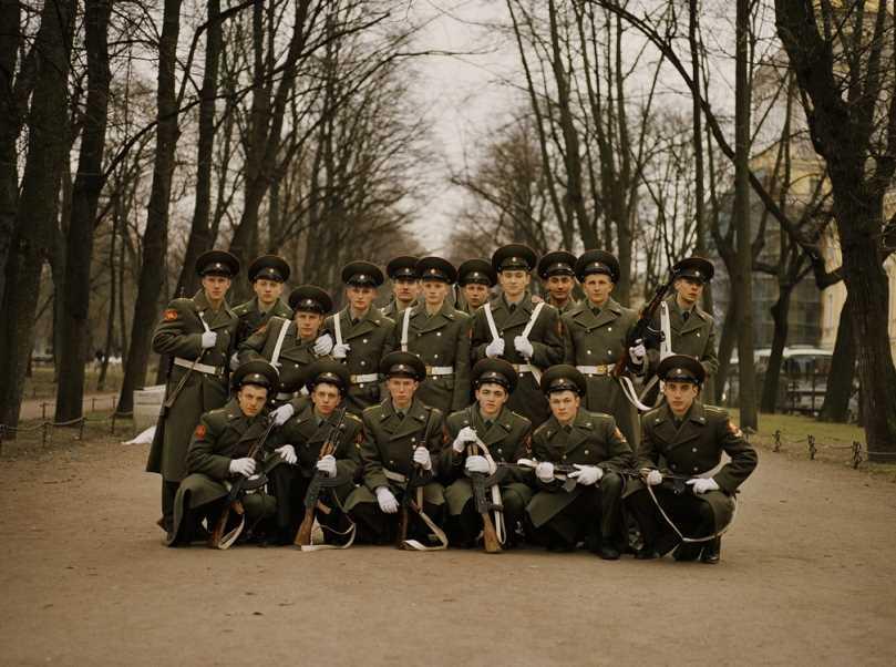 Soviet Uniform by Waldemar Salesski