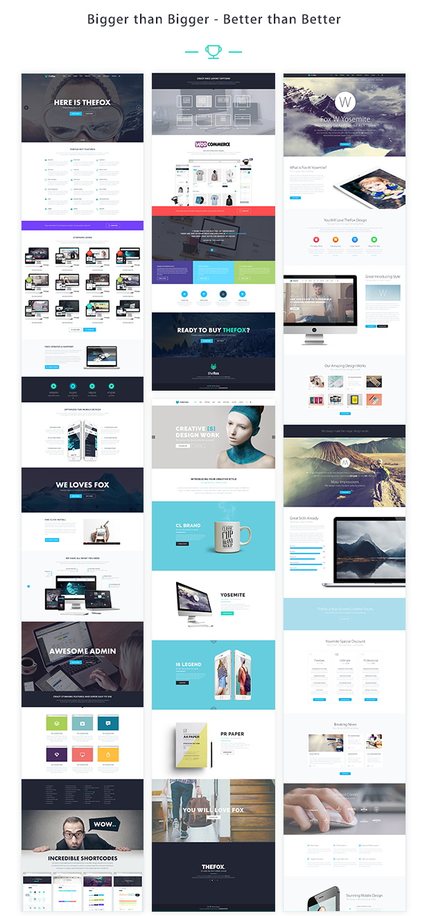 12 best PSD templates in 2014