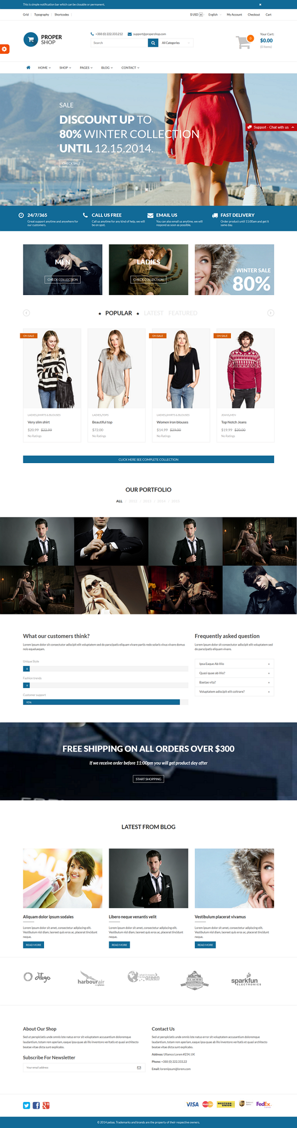 It is perfect WordPress theme for any kind of business. It is highly customizable to suit wide r ...