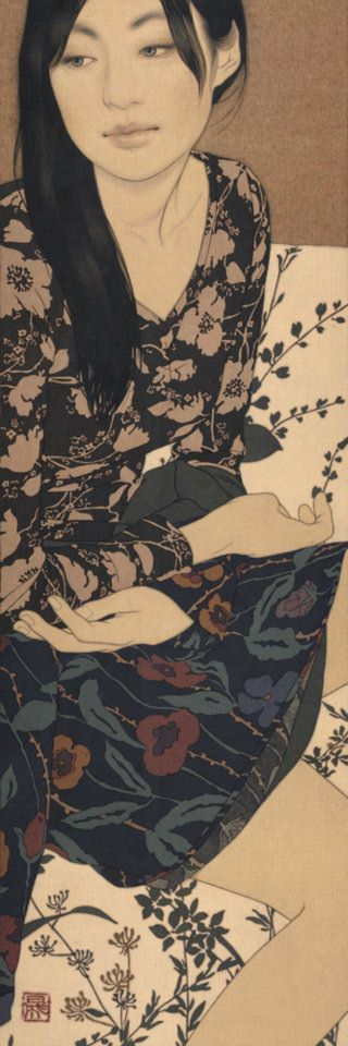 Yasunari Ikenaga | Art & Illustration Love ≈ | Pinterest