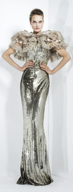 Zuhair Murad fall winter 2012 | Fabulous Frocks | Pinterest