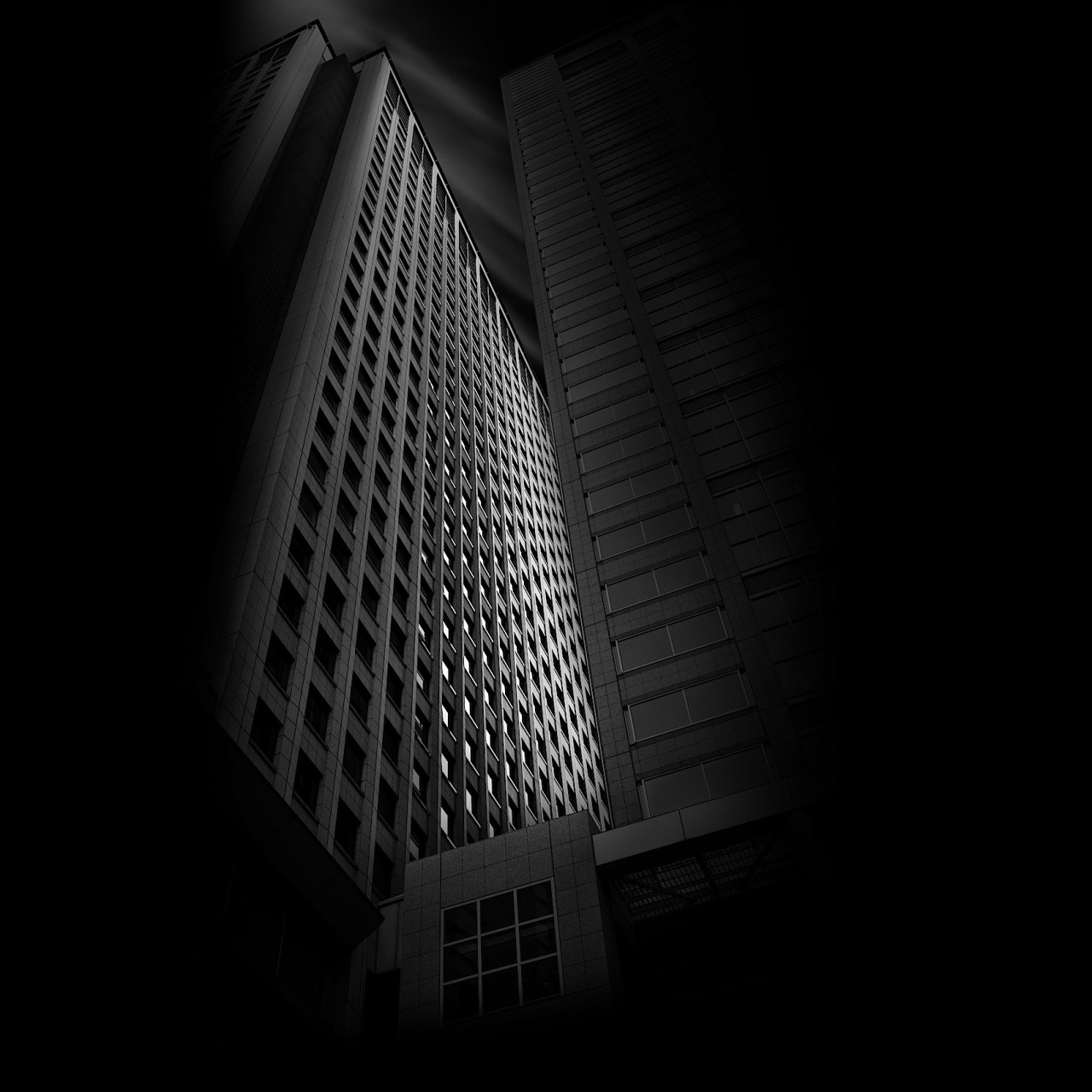 Black and White Architecture Photography by Jin… | Photo Blog