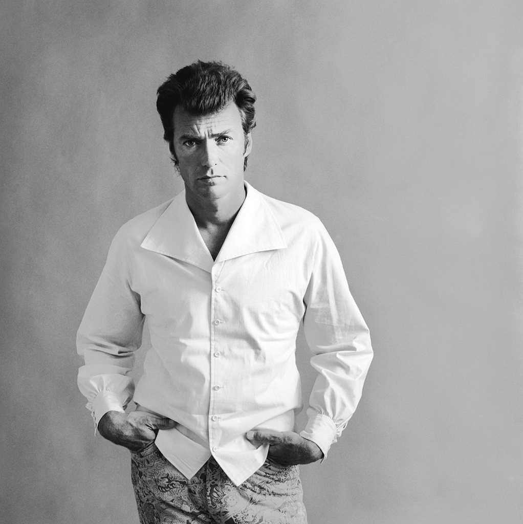 Black and White Celebrity Portraits by Jack Robinson