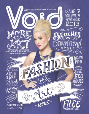 VOID Magazine by Shauna Lynn Panczyszyn