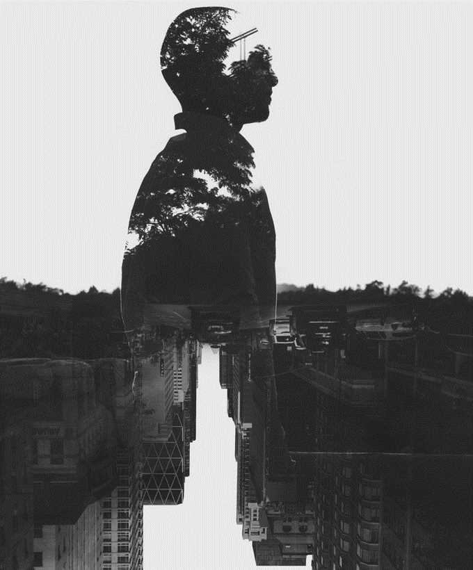 Double Exposure Photography by Yaser Almajed