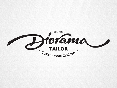 Diorama Tailor by Dalibor Momcilovic