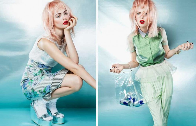 Fashion Photography by Chito Yoshida