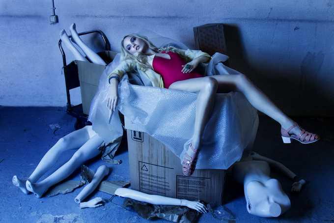 Fashion Photography by Jordi Pelegrí