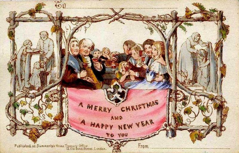 20+ Best Family Christmas Card Ideas