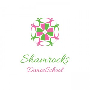Shamrock Dance School #logodesign