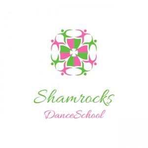 Shamrock Dance School #logodesign