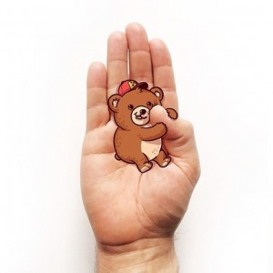 Pretty Sign Language by Alex Solis | Downgraf