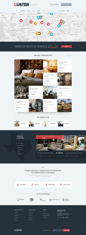 layout, block, concept, red