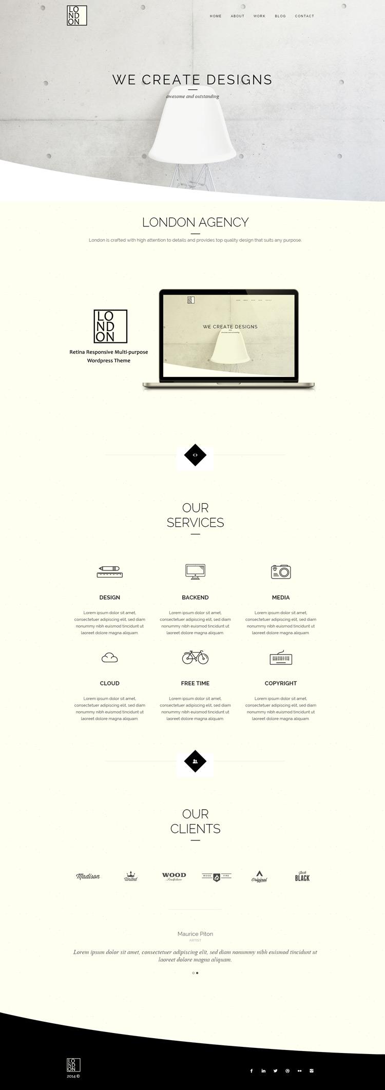 minimal, minimalist, layout, concept