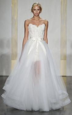 This is wedding dresses Fabric: Lace, Organza Fully Lined: YesBuilt in Bra: YesTailor Made: Yes