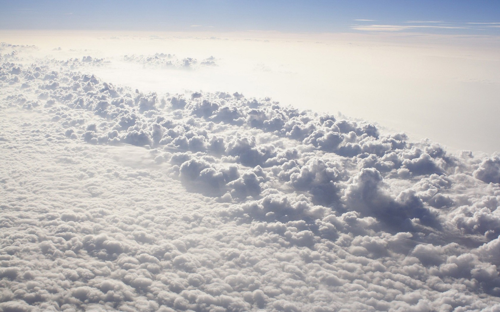 Sky Above the Clouds – Photography Wallpapers