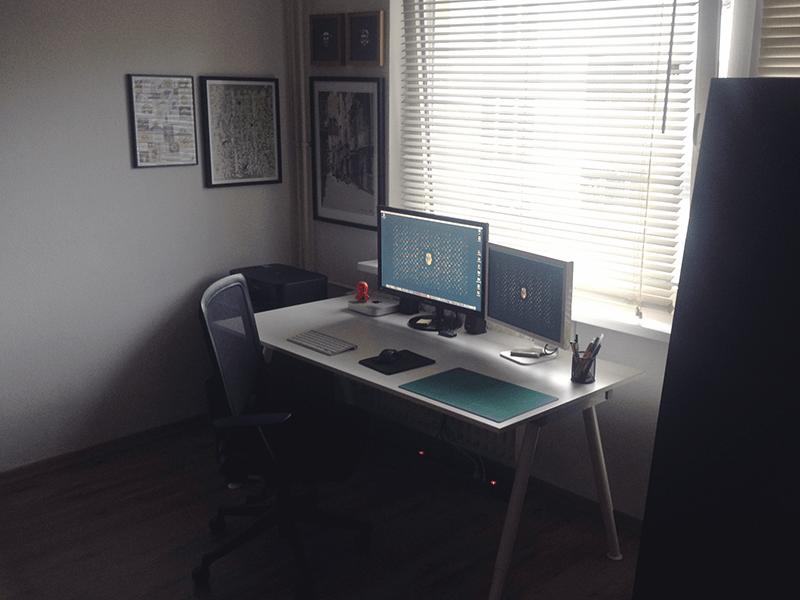 Workspace by Jonas