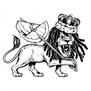 Black and White illustration by House of Phidias