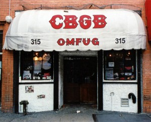 CBGB STORE FRONT- The Disappearing Face of New York STORE FRONT provides an irreplaceable windo ...