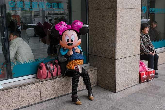 China Street Photography by Tao Liu