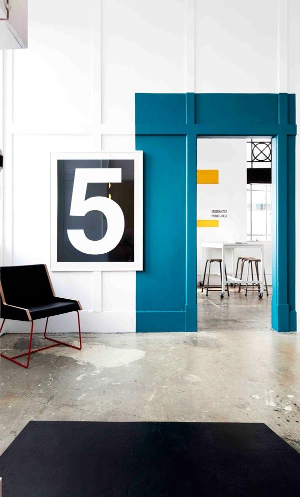 Red Architecture Design Studio by Tane Cox.