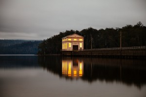 Pumphouse Point, Tasmania.
