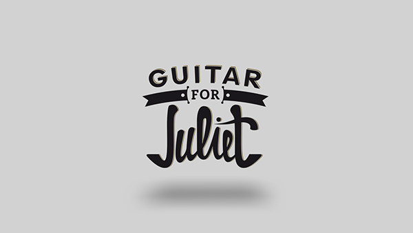 GUITAR FOR JULIET Concert Branding