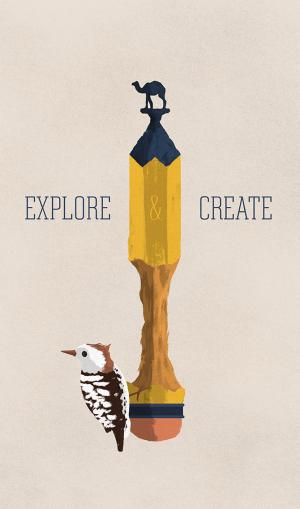 Eric Reigert – Explore & Create