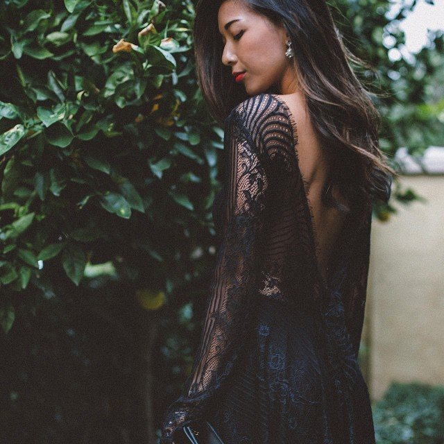 Lolo Lace Dress by For Love & Lemons