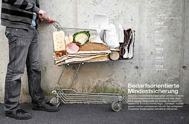 Infographics Photography by Marion Luttenberger
