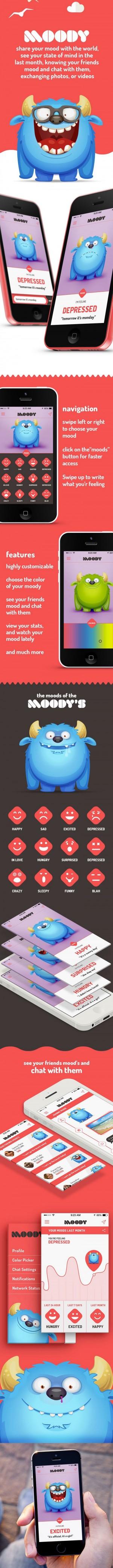 Moody App