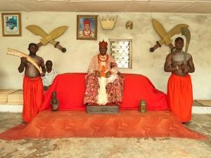 Nigeria Monarchs by George Osodi