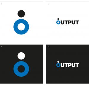 Out Put | Logo