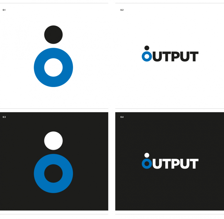 Out Put | Logo