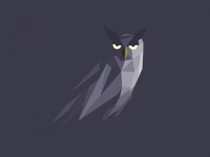 mr. Owl by Lars Lundberg