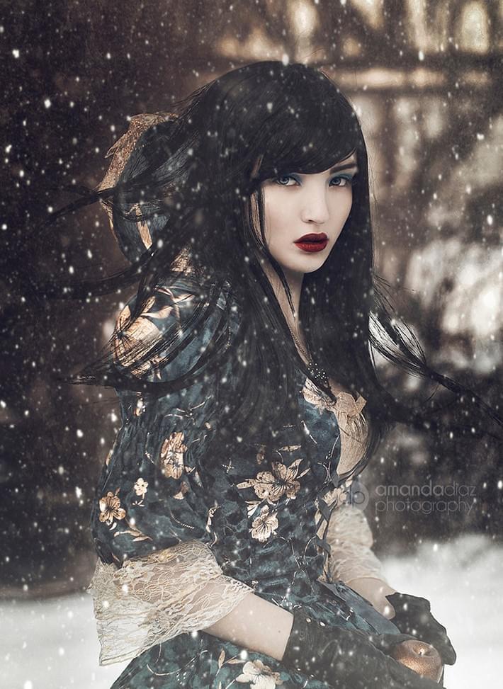 Fashion Photography of Amanda Diaz
