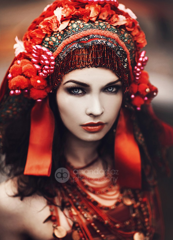 Fashion and Beauty Photography of Amanda