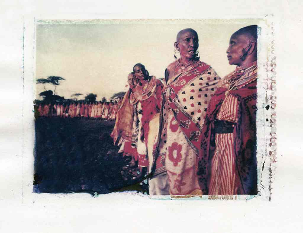 Polaroid Photography by Betty Press